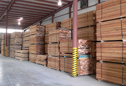 Tanner Lumber Operations